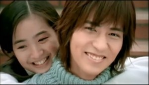 Vic Chou and Ariel Lin first work together in Vic's music video.